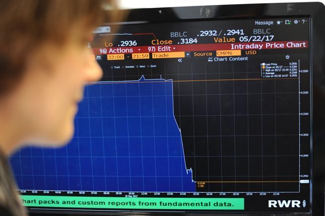 El real brasileño cayó un 5,46 % contra el dólar a 3.315