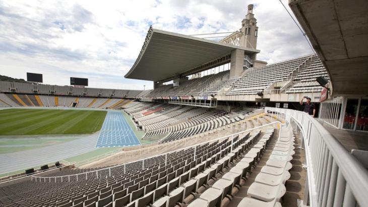 El Estadio Olímpico de Montjuïc, la instalación 'estrella' de los ...