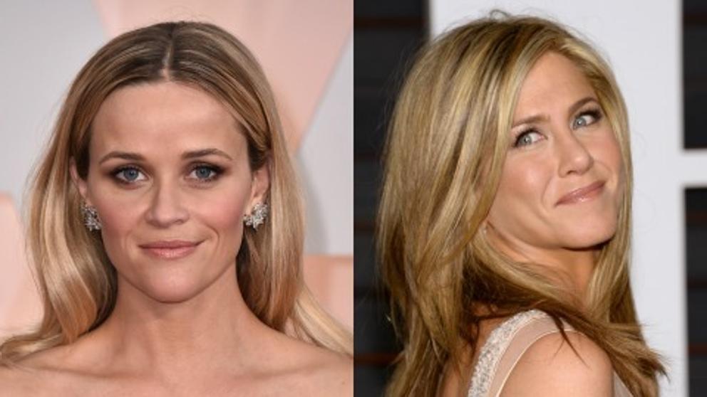 Jennifer Aniston y Reese Witherspoon protagonizarán seriado televisivo