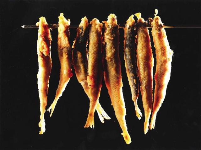 Las sardinas asadas también corren el riesgo de no alcanzar en su interior los 60ºC necesarios para matar las larvas de anisakis