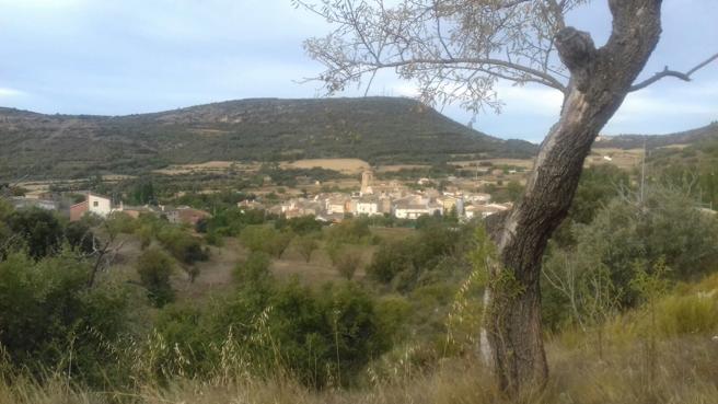 Vista de Camporrélls