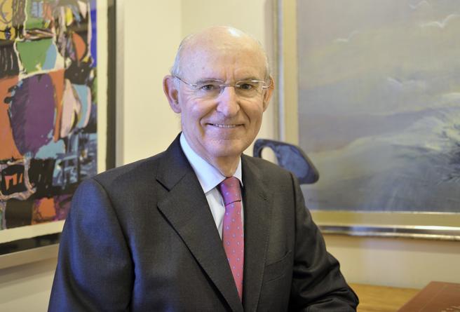Pedro Luis Uriarte, exconsejero de Economía vasco y experto en el Concierto