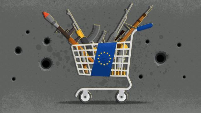 UE vs EEUU: Más que un ejército europeo, la defensa de la industria propia de armamentos