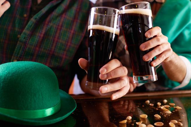 Durante San Patricio se triplica el número de cervezas Guinness consumidas en el mundo