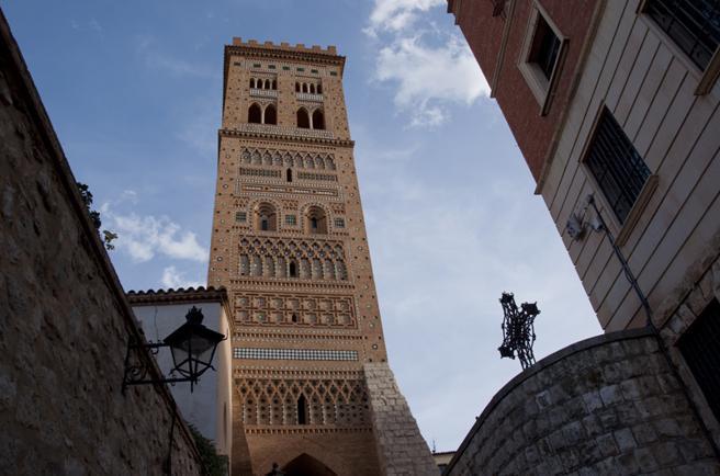 Torre de San Martín, Teruel (España)