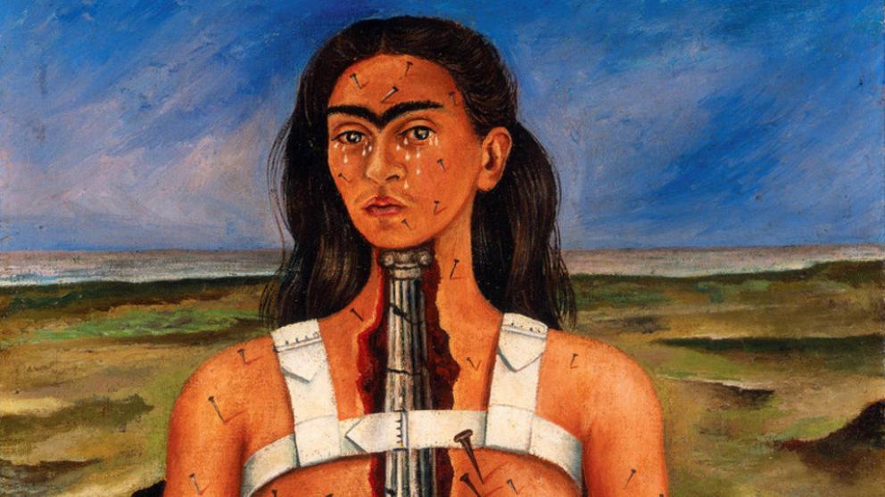 La torturada vida de Frida Kahlo