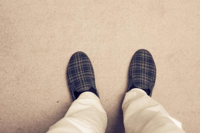 Las zapatillas de estar por casa, aquellas que tanto deseamos calzarnos