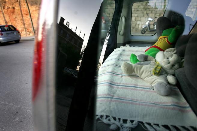 El menor sufrió lesiones leves