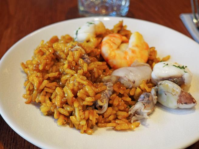 El arroz del Bellavista del Jardín del Norte