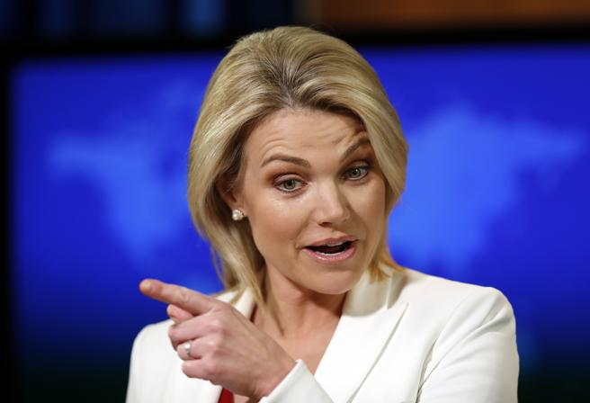 Heather Nauert ve injustificada la decisión de Rusia
