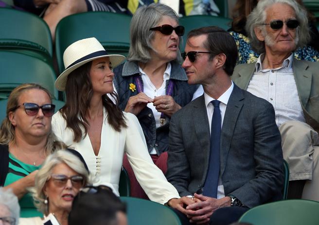 Pippa y James son uno de los matrimonios más populares de Europa