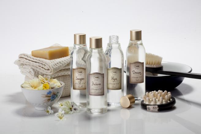 Sabon, marca de cosmética natural hecha con sales y minerales del Mar Muerto