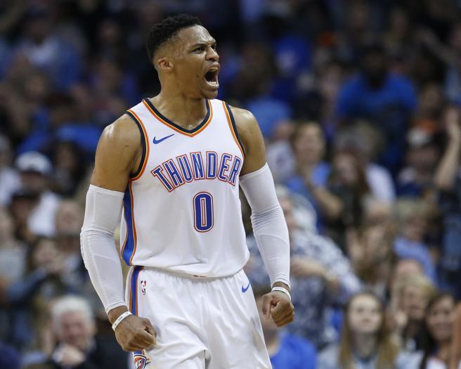 Los Oklahoma City Thunder serán los anfitriones de los Golden State Warriors en el Chesapeake Energy Arena