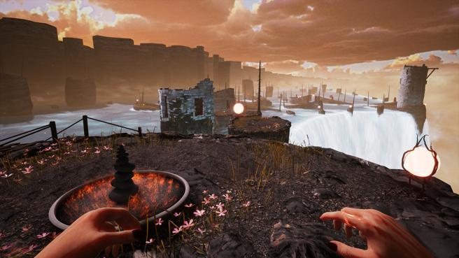 'Infernium' tiene lugar en un mundo misterioso y onírico