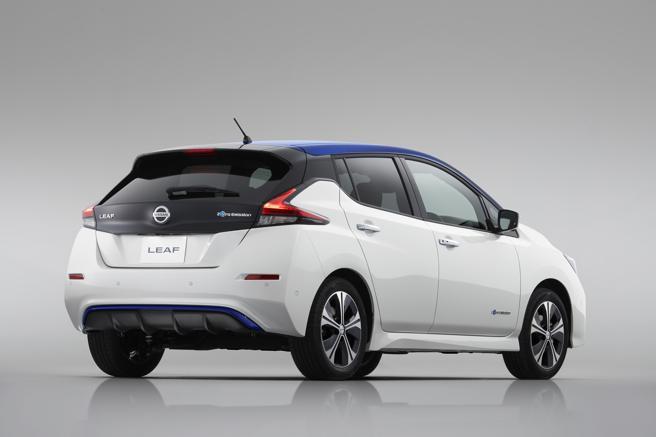 La segunda generación del Nissan Leaf se comercializa en Europa desde principios de 2018