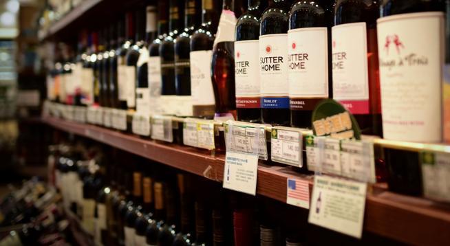China impuso esta semana tasas a 128 productos americanos, entre ellos el vino