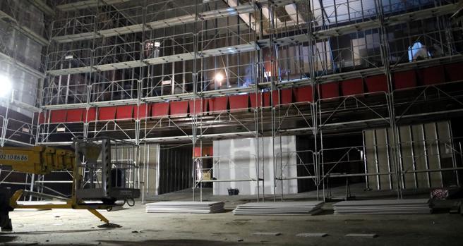 La rehabilitación del edificio ha tenido un coste de unos 1,7 millones de euros
