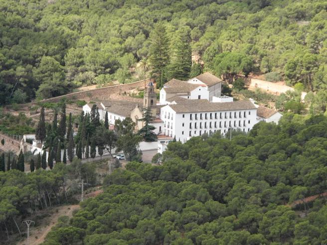 El Monasterio del Santo Espíritu, en Gilet (Valencia)