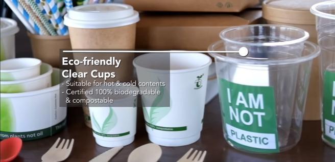 Campaña internacional contra los vasos de plástico de un solo uso