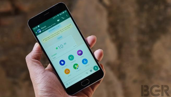 La función de WhatsApp Pay está disponible, de momento, solo en la India
