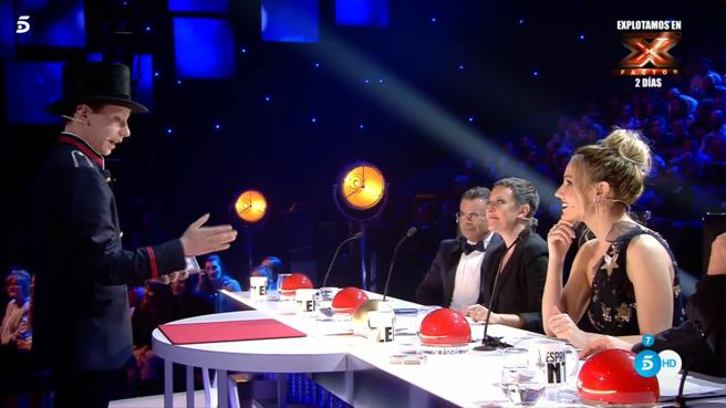 'Got Talent España': Tomás Sanjuán deja sin palabras al jurado con su espectacular truco de magia
