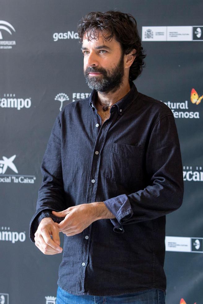 El director de cine, Mateo Gil
