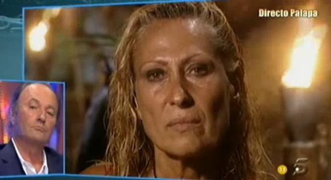 'Supervivientes': Rosa Benito y Amador Mohedano