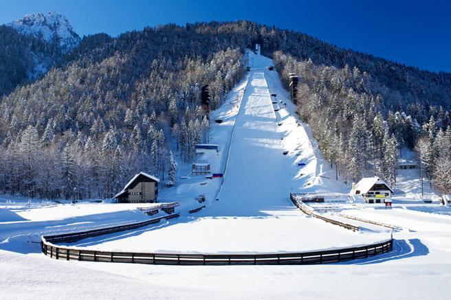 Estación de esquí Planica (Eslovenia)