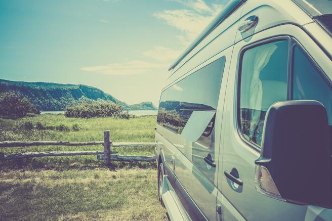 El movimiento #vanlife, vivir viajando a bordo de una furgoneta