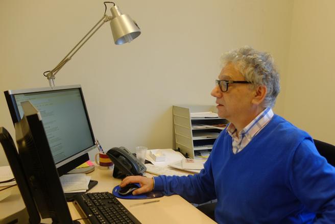 Sànchez Cervelló lidera el proyecto de geolocalización y documentación de las fosas de la Guerra Civil en el Ebre y el Priorat desde 2007