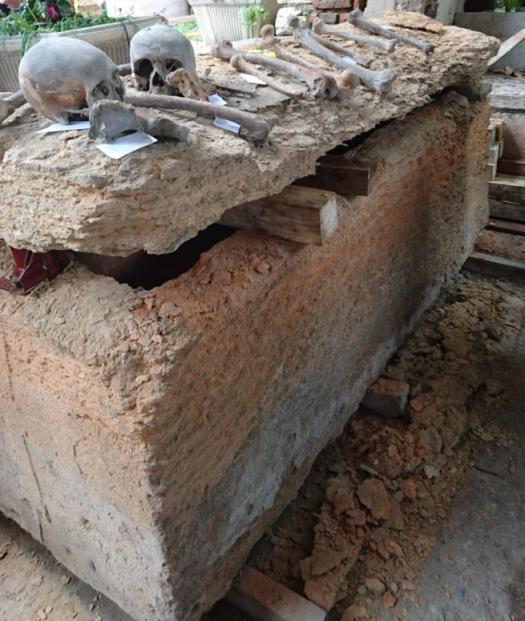 El sarcófago templario de Verona
