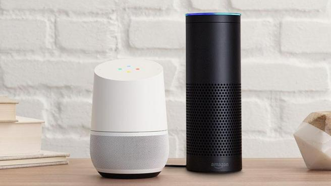 Google Home y Amazon Echo