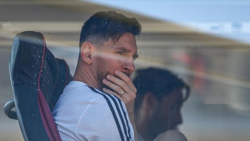 """Messi: """"Había la orden desde Madrid de atacarme y pegarme"""""""