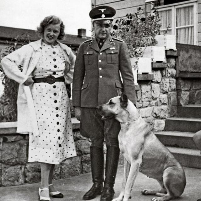 Ilse y Karl Koch