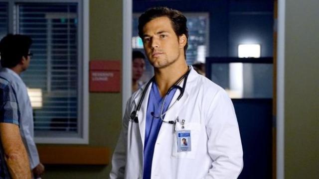 ¿Qué pasará entre DeLuca y Meredith?
