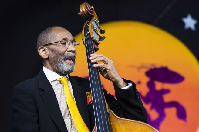 Ron Carter, during a concert that offered spring 2018 in New Orleans / ERIKA GOLDRING, GETTY IMAGES