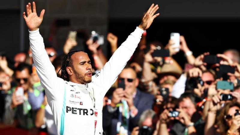 Hamilton, campeón del mundo de Fórmula 1 por sexta vez