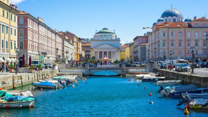 Trieste, la ciudad de los escritores