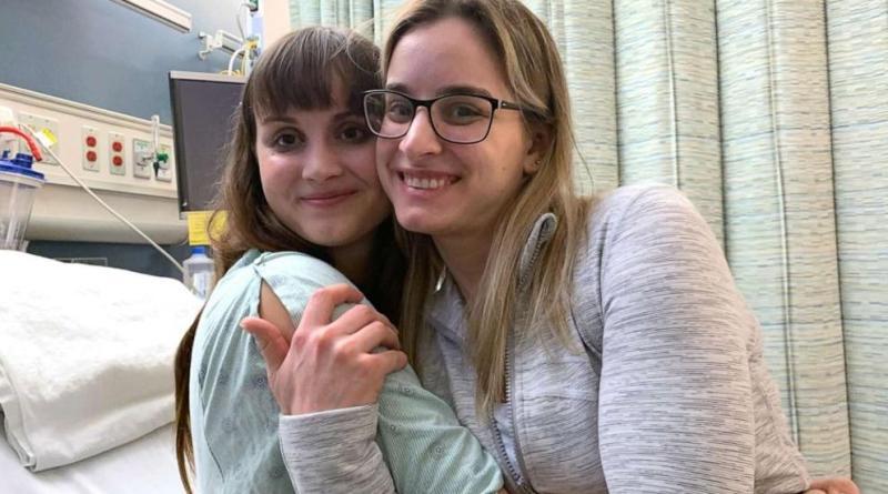 Dos hermanas donan sus riñones, a desconocidos, en homenaje a su padre