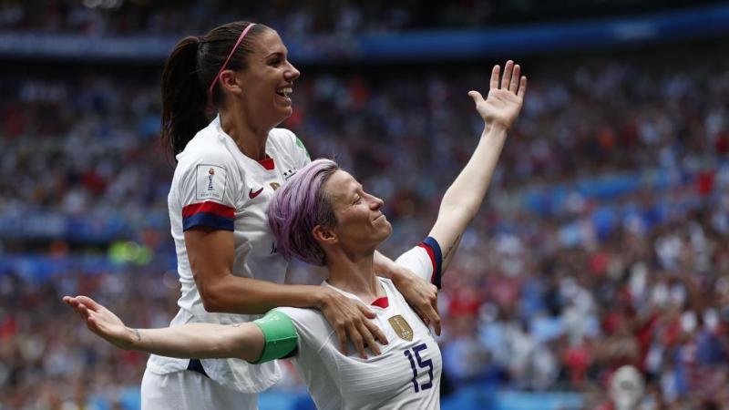 Estados Unidos - Holanda | Goles, resumen y resultado de la Final del Mundial femenino