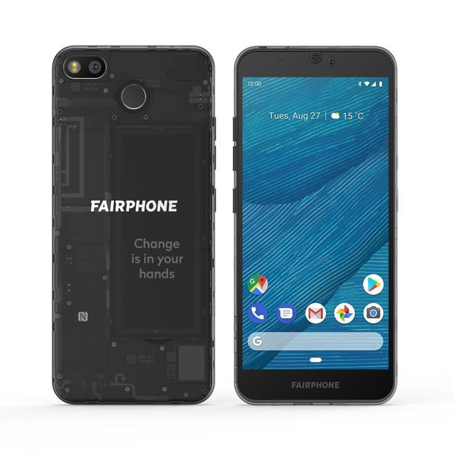 Así el nuevo Fairphone 3. el teléfono ético y modular que tu mismo puedes reparar