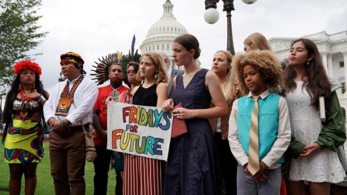 Claves, fechas y mapamundi de la huelga mundial en defensa del clima