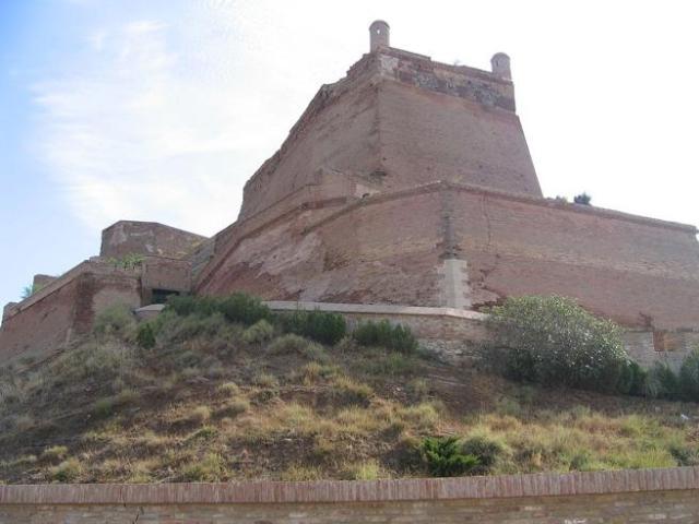 El castillo de Monzón fue uno de los más importantes en la Corona de Aragón.