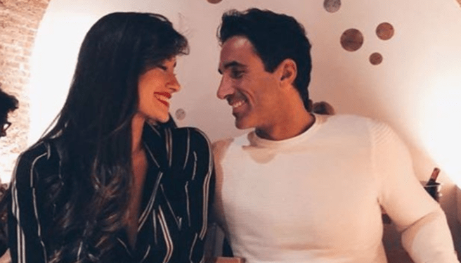Adara and Hugo, from 'GH 17'