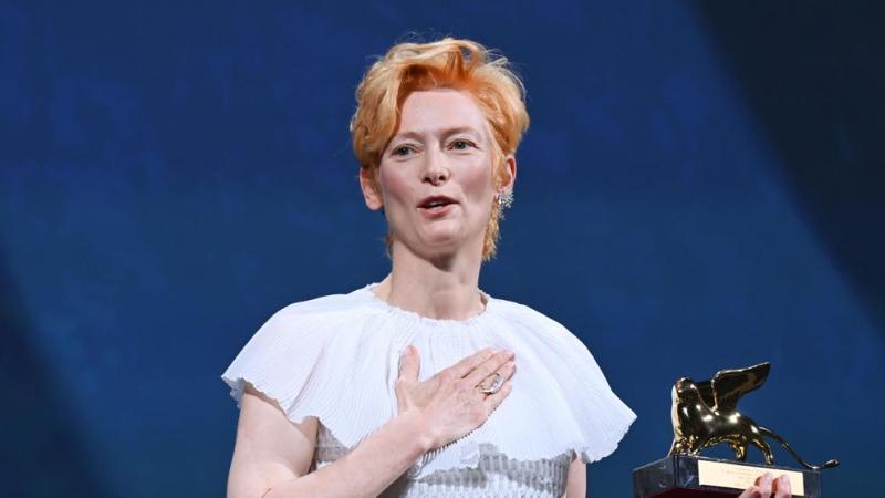 """Tilda Swinton: """"Soy la chica punk obsesionada por el cine"""""""
