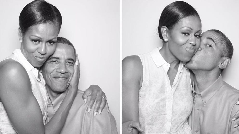 La tierna felicitación de Barack Obama a su mujer Michelle por su 56 cumpleaños