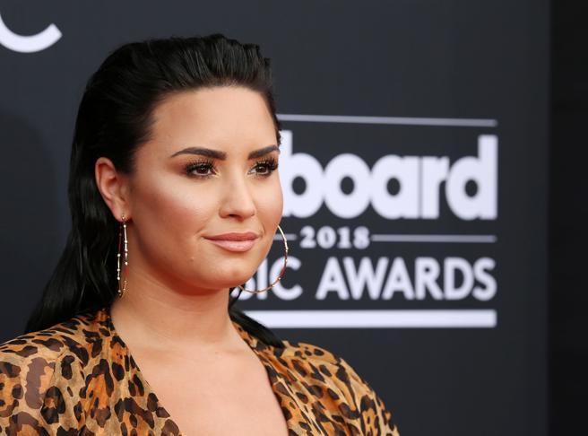 FILE PHOTO: 2018 Demi Lovato. REUTERS/Steve Marcus/File Photo