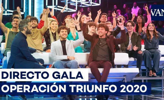 Ot 2020 Gala 5 En Directo