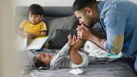 Papás implicados: estos son los beneficios para los niños... y los ...