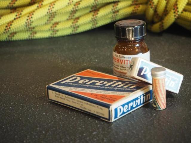 El pervitin fue la droga administrada por la Alemania nazi a sus soldados en la blitzkrieg